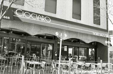 Ciociaro Sports Bar & Grill
